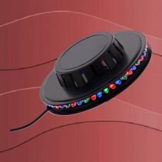 2341-048 Led disco svetilka, z senzorjem za glazbo
