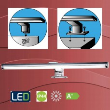 2105-018 Nadelementna svetilka ali svetilka za na ogledalo