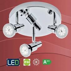 2992-038R Led stropna kopalniška svetilka, led stropna svetilka za kopalnico IP44