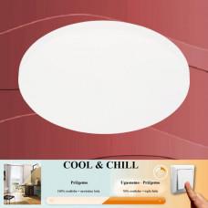 3139-016 Led kopalniška plafonjera ali led kopalniška stropna svetilka COOL&CHILL IP44