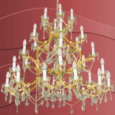 2031-36 Lestenec, viseča svetilka ali stropna svetilka