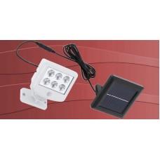 2065-066 Led solarna senzorska zunanja svetilka