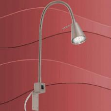 2080-012 Led svetilka za montaža na ogrodje postelje,... s priključnim kablom in stikalom