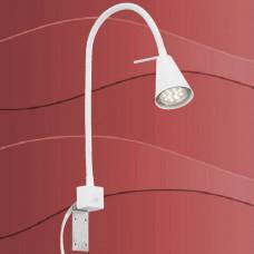 2080-016 Led svetilka za montaža na ogrodje postelje,... s priključnim kablom in stikalom