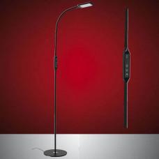 1296-015 Led stoječa, talna svetilka z kontrolo jakosti in barve svetlobe + daljinski upravljalec
