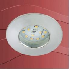 7231-019 Led vgradna zatemnilna stropna svetilka IP44 - 5W