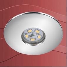 7240-018 Led vgradna stropna svetilka IP44 - 1,8W