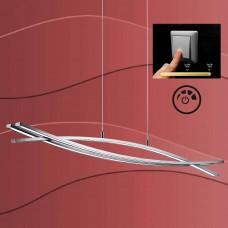 4440-039 Led viseča svetilka z zatemnitvijo-dimmable preko navadnega stikala (3x Vklop/Izklop)