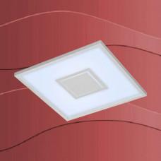 3469-119 Tanek led panel z sivim robom in regulacijo svetlobe