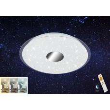 3335-016Led plafonjera zvezdnato nebo, led stropna svetilka zvezdnato nebo