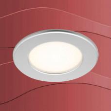 7053-014 Led vgradna stropna svetilka 6W IP44