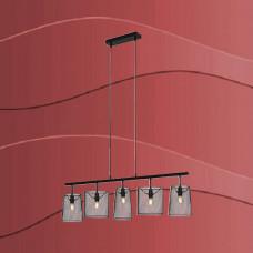 4076-055 Viseča rustikalna svetilka z mrežo